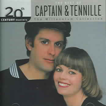 20TH CENTURY MASTERS:MILLENNIUM COLLE BY CAPTAIN & TENNILLE (CD)